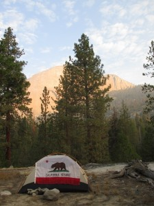 Backcountry Camping