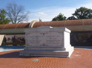 Tomb of MLK
