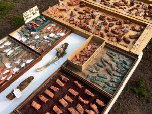 Roadside Copper Sale