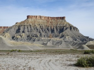 Caineville Badlands