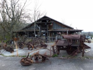 Moris' Machinery Collection
